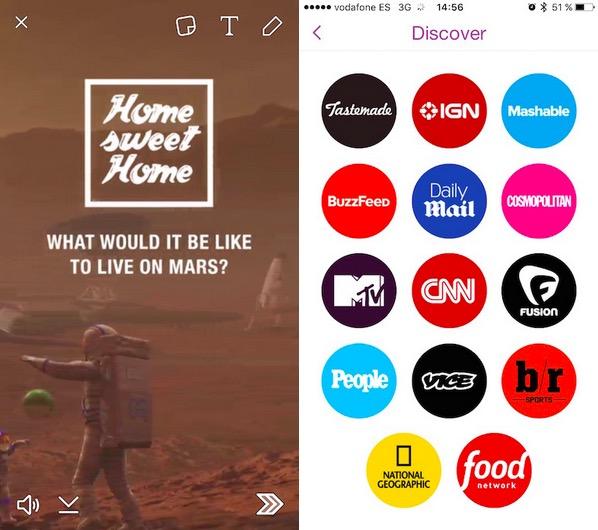 trucos para Snapchat 7 Discover