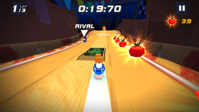 Turbo Racing League 1 Turbo Racing League: caracoles, carreras clandestinas y tomates