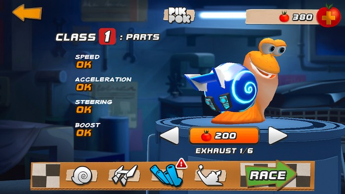 Turbo Racing League 2 Turbo Racing League: caracoles, carreras clandestinas y tomates