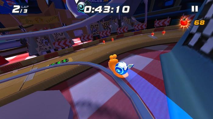 Turbo Racing League 4