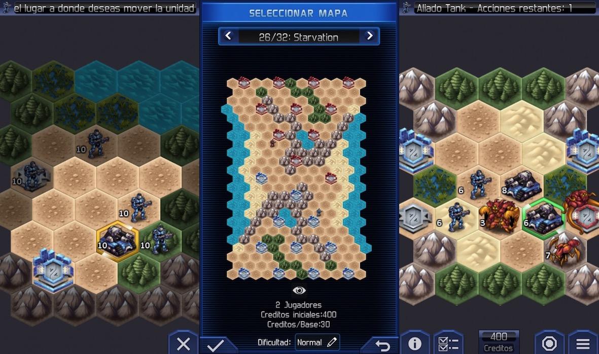 Juegos de estrategia para iphone gratis