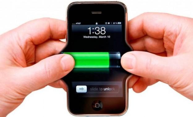 Resultado de imagen para porcentaje de carga en los iphones