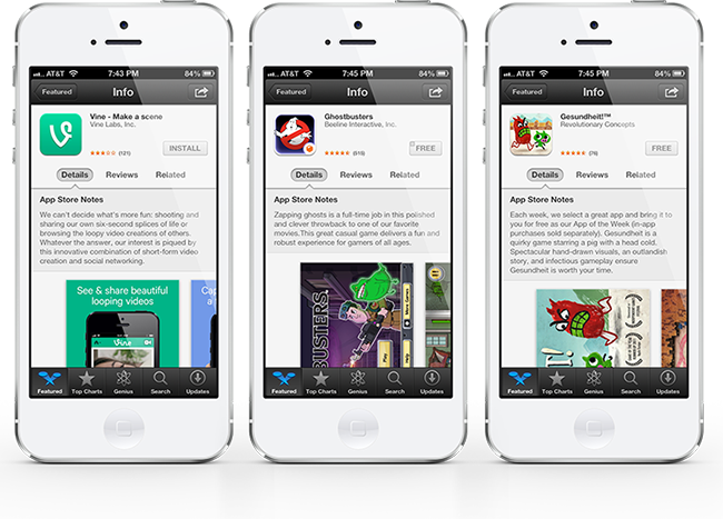 appstore notes1