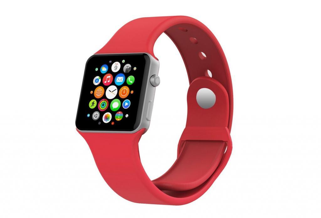 Correas de silicona de colores para Apple Watch por menos de 10?