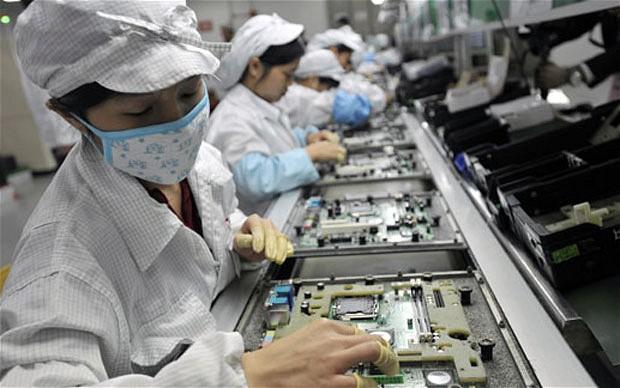 Trabajador Foxconn
