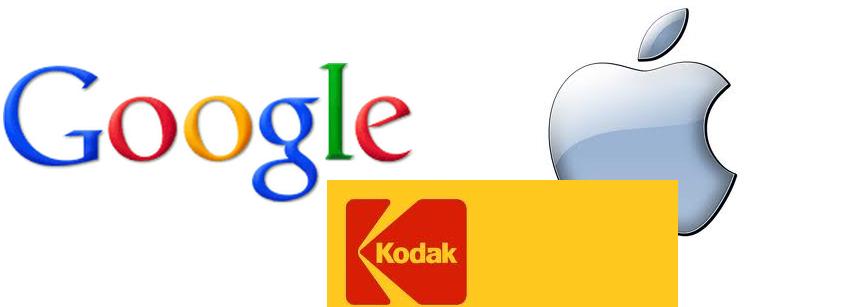 google kodak apple