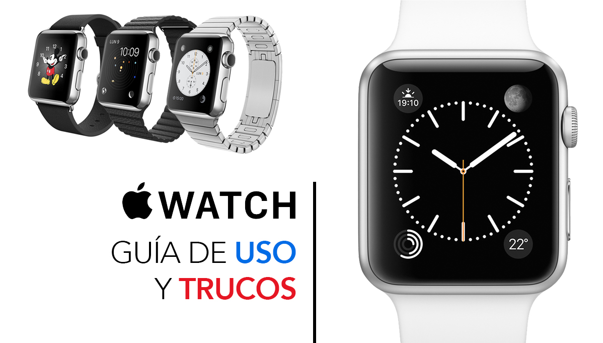 Guía Apple Watch