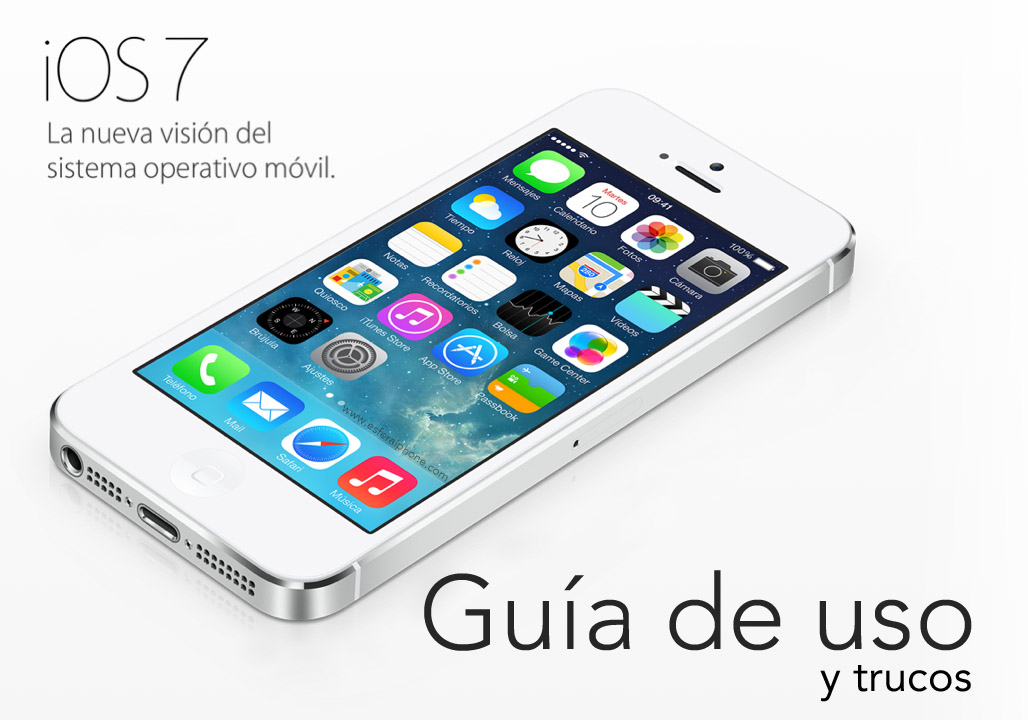 Guía iOS 7