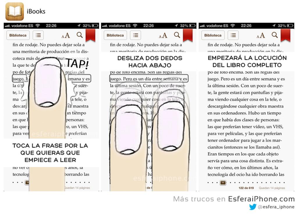 iBooks EsferaiPhone