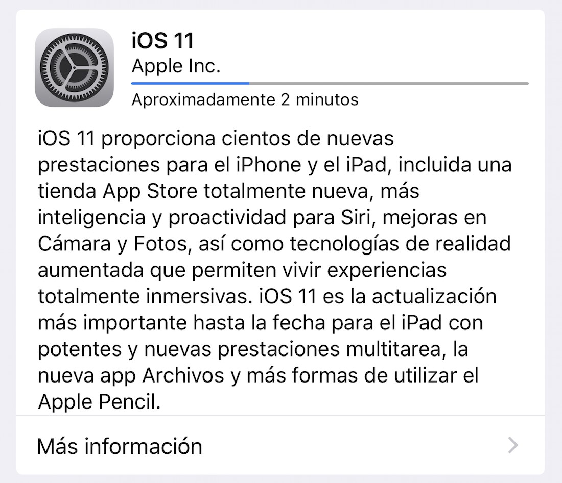 iOS 11 Golden Master