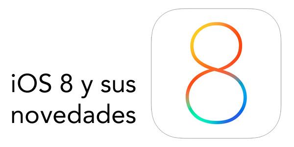 Novedades iOS 8