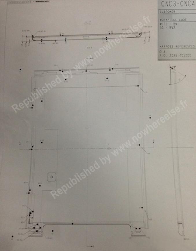 iPad 5 esquemas 1