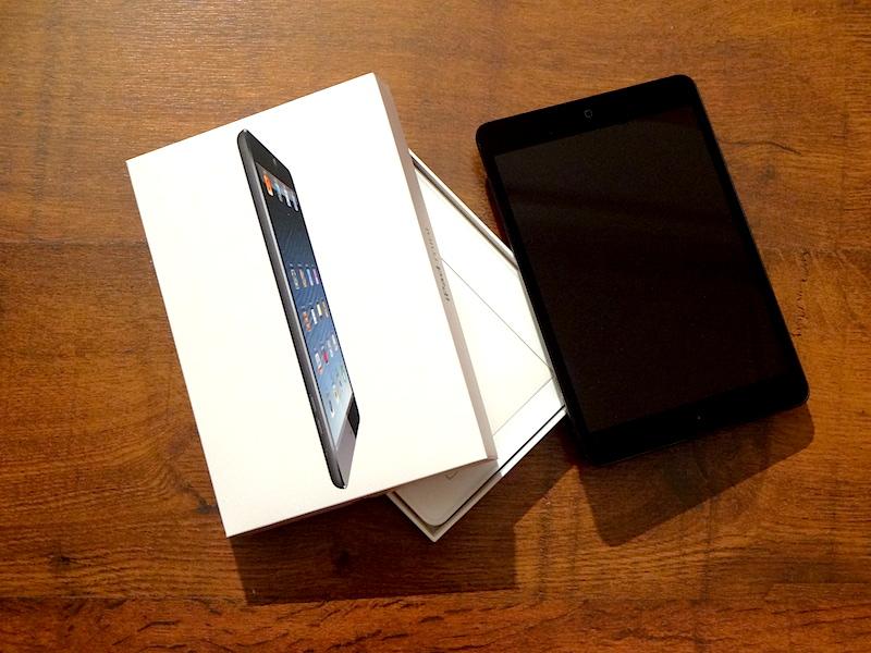 iPad segunda mano