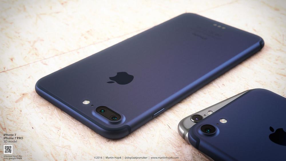 iPhone 7 Deep Blue 5