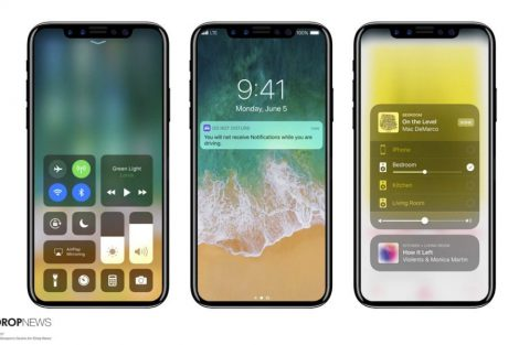 iPhone X 8 iOS℗ 11