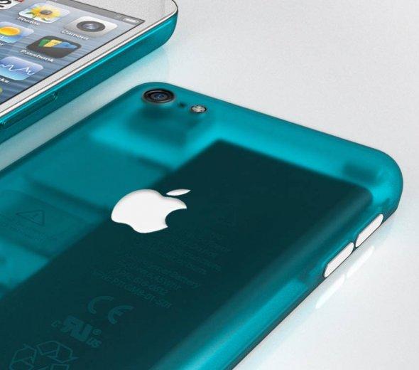 iPhone de plastico colores 1