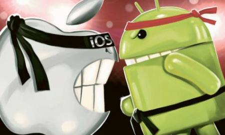 iOS vs Android 2