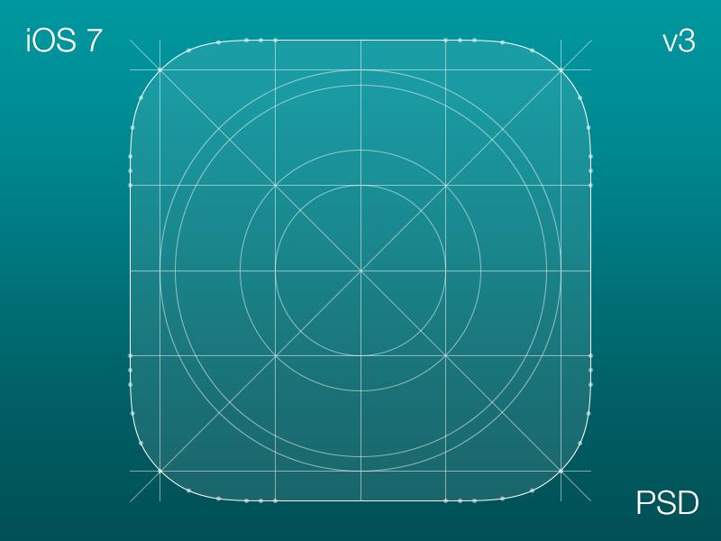 ¿Qué secreto guardan los iconos de iOS 7? Ios7-icon-grid-v3