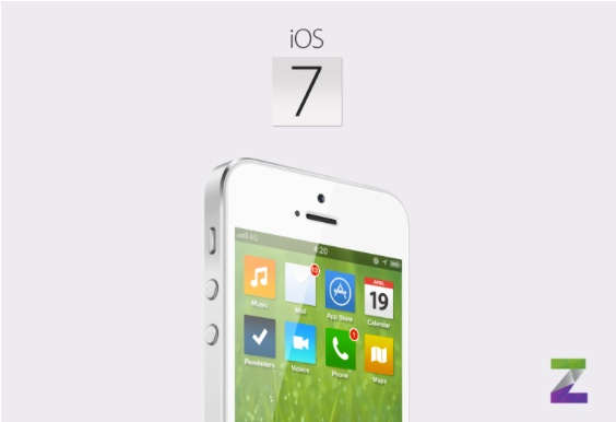 Concepto Joyce iOS 7
