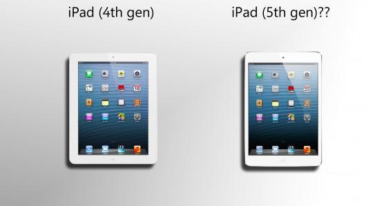 Posible iPad 5 Marzo