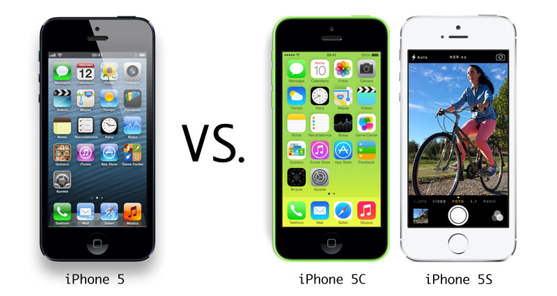 iphone 5 vs iphone 5c cual es mejor