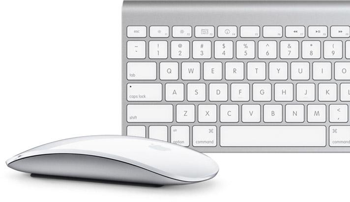 keyboard mouse mac