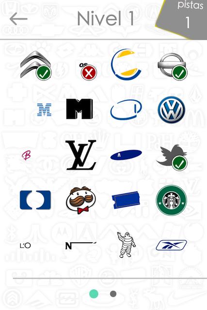 Logos Quiz: acierta el nombre de todas las marcas