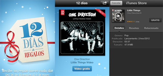 one direction itunes