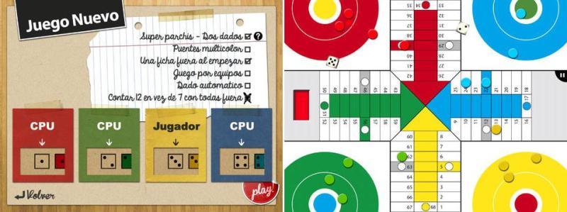 Noticia Juegos De Mesa Y Pasatiempos Tradicionales Adaptados A Ios