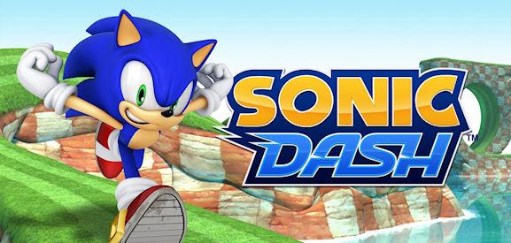 mismo un nuevo juego con sonic como protagonista sonic dash