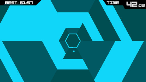 super hexagon 2012