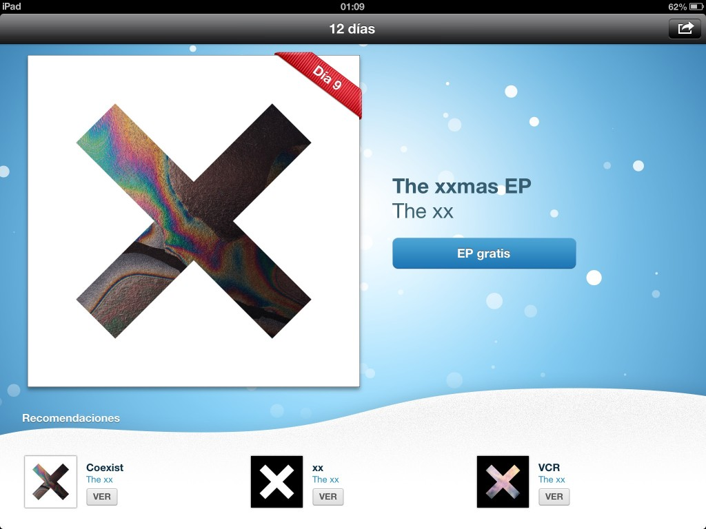 the xx itunes