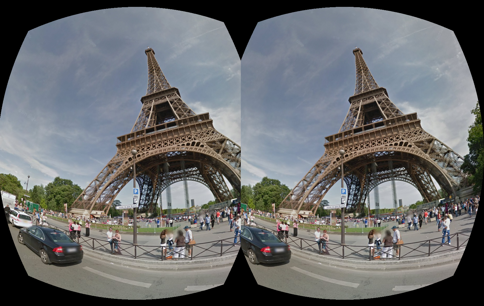 Google Street View - Realidad virtual 360
